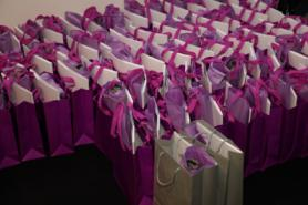 Goodie bags by Takko